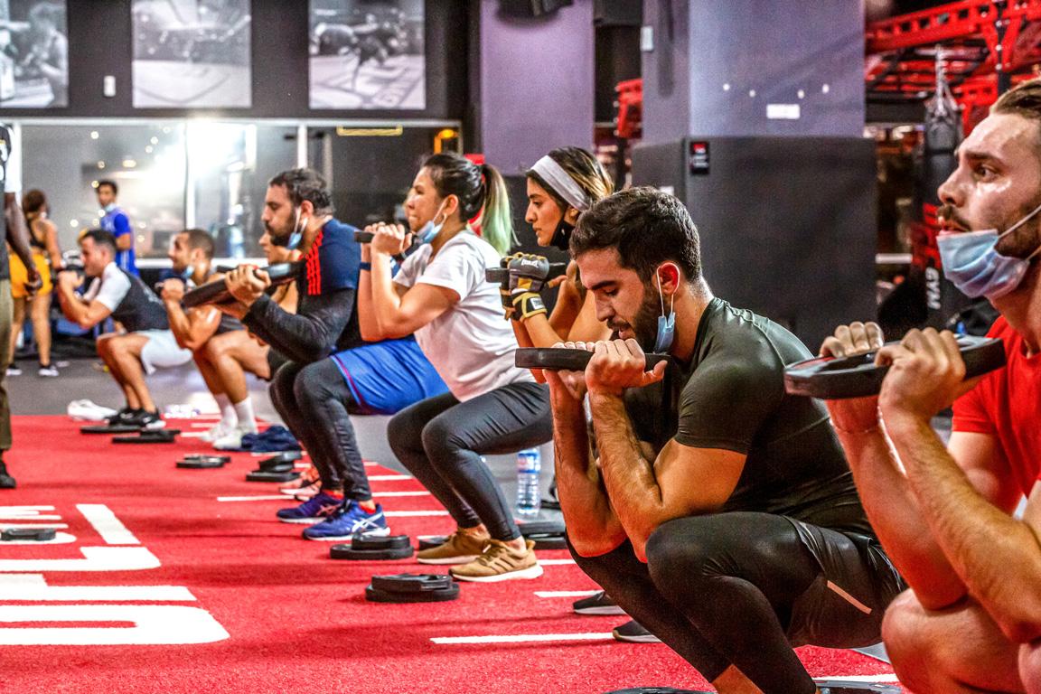 UFC ME | Gym & Fitness | MMA Training | UFC GYM
